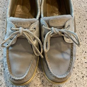 Sperry | Silver Top-Sider